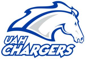 Alabama Huntsville Chargers Logo