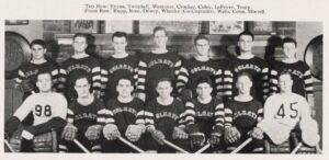 1939-40 Colgate Raiders Team Photo