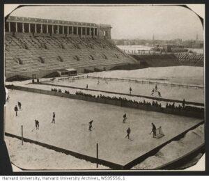 Harvard Stadium 1920