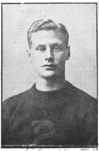 Hobey Baker of Princeton March 2, 1914