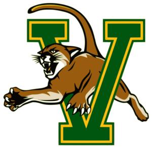 Vermont Catamounts Logo